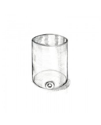 Acrylglas - Fruchtsaftbehälter 6 L