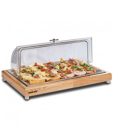 Kühlplatte Rolltop 1-teilig