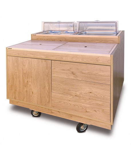 Buffet-Boy Basismodul Buffetwagen
